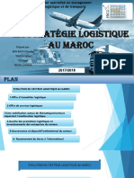 La stratégie logistique au Maroc.pptx