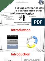 La Stratégie d'une entreprise des technologie d'information et de telecommunication.pptx