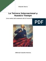 La Tercera Internacional. Publicar..pdf