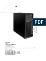 HP Z240 Tower.docx