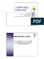 Audit Comptable Et Financier Encg