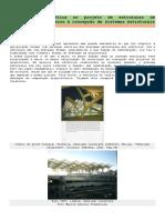 A abordagem estética no projeto de estruturas de edificações