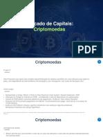 Mercado de Capitais - Criptomoedas (1)