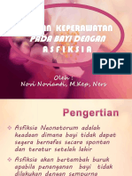 Askep Asfiksia Neonatorum