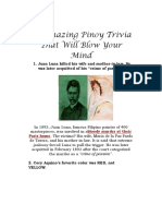 10 Amazing Pinoy Trivia That Will Blow Your Mind.docx