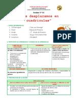 sesion  matematica una cuadricula.docx