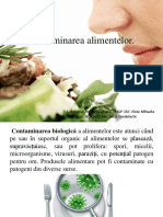 Contaminarea-alimentelor