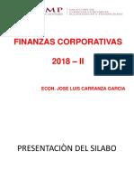 Finanzas Corporativas 2017 II (1)