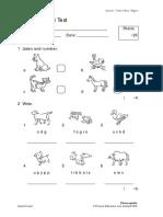 grammar exercises for kids