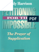 PRAYER -Petitioning for the Impossible by Buddy Harrison.pdf