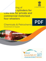 Composite Cylinders for CNG Kits for Private and Commercial Motorized 4wheelers