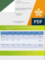 Evidencia 7 Informe  Prácticas de cultura física y hábitos del cuidado corporal