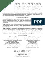 Brain Sync - Create Success - Instructions.pdf