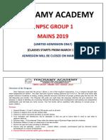 IAS UPSC Current Affairs Magazine January 2019 IASbaba Min