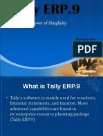 1 Tally ERP9