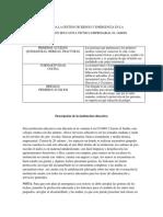PLAN DE ESCOLAR PARA LA GESTION DE RIESGO Y EMERGENCIA EN LA.docx