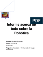 Informe acerca de todo sobre la Robótica.docx