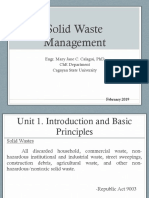 Lec1Solid Waste Management