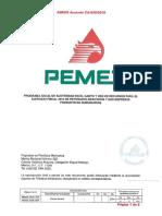 Plan de Austeridad Pemex 2019