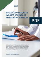 Guia do Imposto de Renda-2018-2019