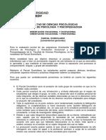 - Parcial Domiciliario OVO 2019