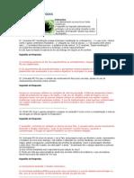 Biologia - Pré-Vestibular Dom Bosco - Nematodas - Questões