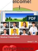 Heart With Medical Sign PowerPoint Templates Widescreen
