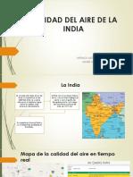 Calidad Del Aire de La India