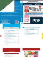 Review Microbiology Immunology Apurba Sankar Sastry Sandhya Bhat