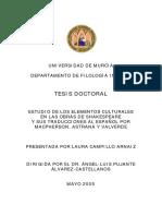 Traducciones al español de Shakespeares - Tesis dirigida por Pujante.pdf