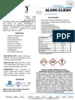 Alumi-clean FT CL