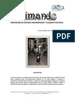 Mimando_prevencion de Riesgos Ergonomicos e Higiene Postural