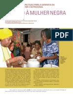 Novas Perspectivas para a Garantia da Segurança Alimentar Nutricional - Tributo à mulher negra