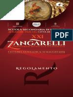 XXI Zangarelli 2019 Regolamento Web