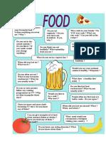 Food Speaking 23501