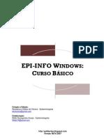 EPIINFOWINDOWS-CURSOBASICO-NOVEMBRO2