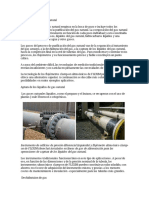 Procesamiento de Gas Natural