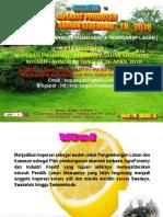 presentasi profil koperasi di kabupaten mempawah