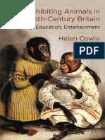 COWIE, H. Exhibiting animals in Ninettenth-Century Britain..pdf