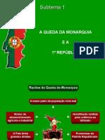 A Primeira República _ Muito Interessante (1)