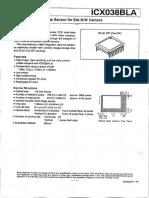 ccd chip icx038bla.pdf