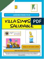 Unidad Didáctica VILLA SIMPSONS SALUDABLE.pdf