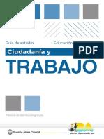 Ciudadanía y Trabajo. ESA