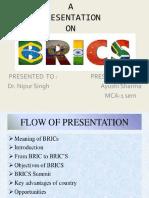 BRICS 9 new