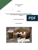 Propuesta Diseño de Empaque y Plan Estratégico