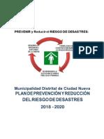 PLAN DE PREVENCION Y REDUCCION GRD MDCN 1.pdf