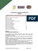 Reglamento Tecnico Clase2 2018
