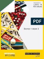 Libro v Datos y Azar I