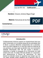 Caracteristicas ATA 100