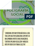 Presentacion Ppt Poligrafia Social